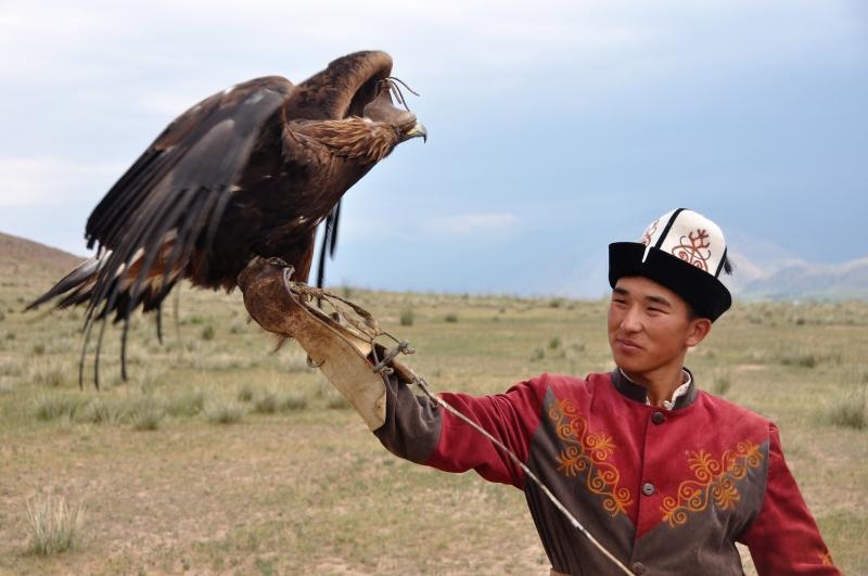Meet the Eagle Hunter