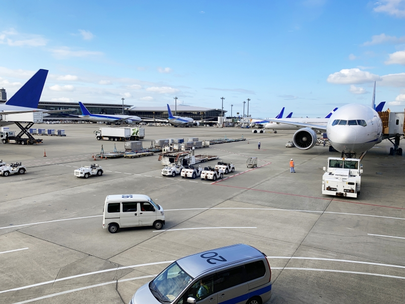 Narita Airport Shuttle Transfer from Airport to Tokyo