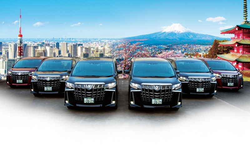 Narita Airport Shuttle Transfer from Tokyo to Airport