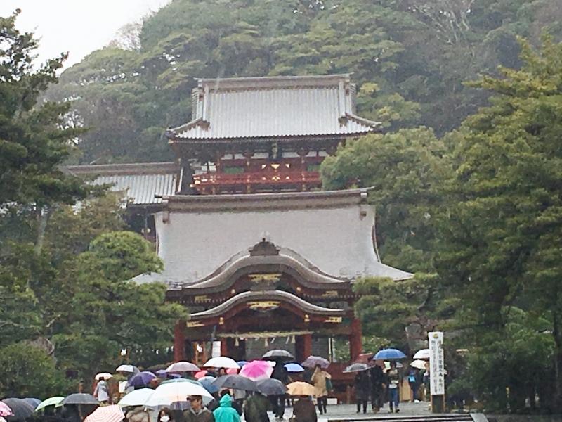 Hachimangu Shrine