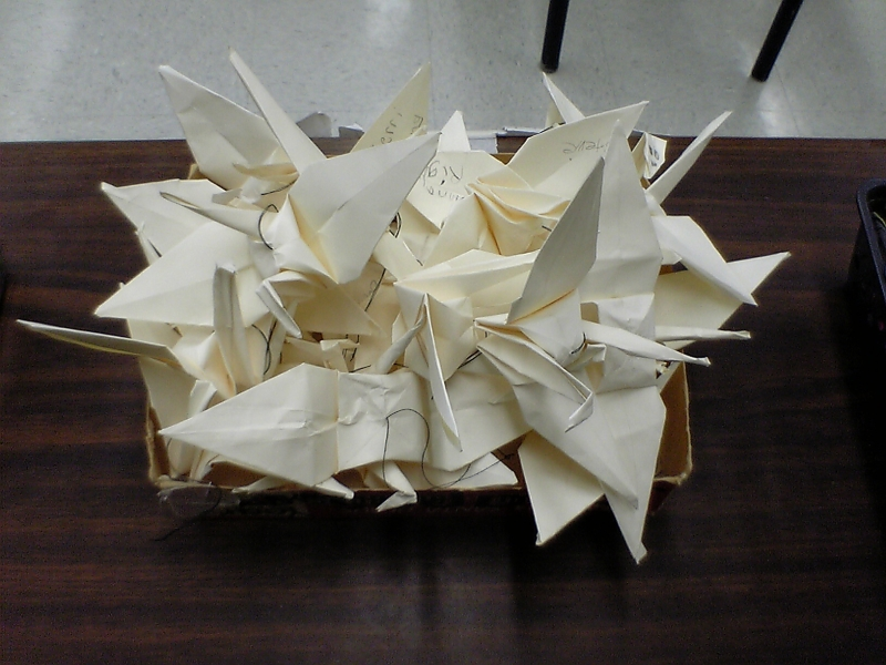 Online - Origami Lesson