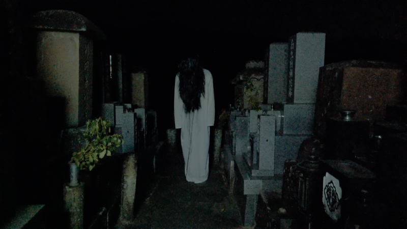 A Night Trip in Kyoto With a Japanese Ghost