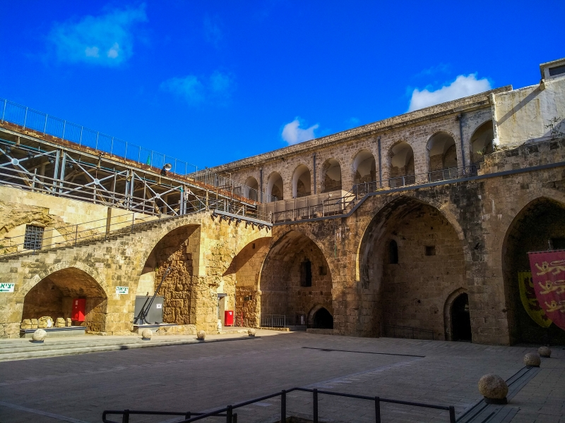 Half-day Combined Tour of Acre