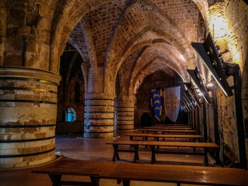 Medieval Acre - Capital City of the 2nd Kingdom of Jerusalem