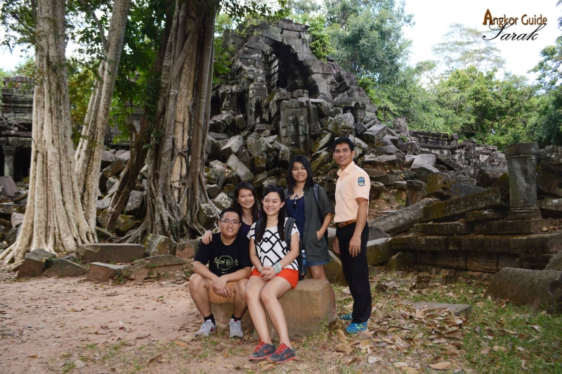 1 Day Angkor Wat Private Tour
