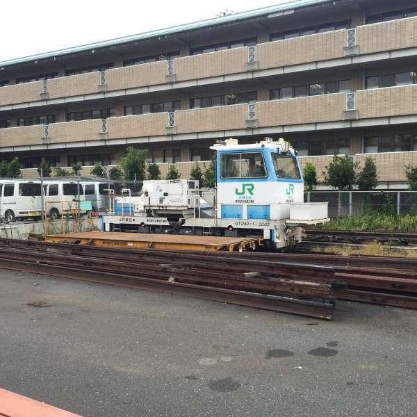 An operation train