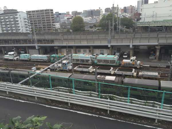 Operation trains