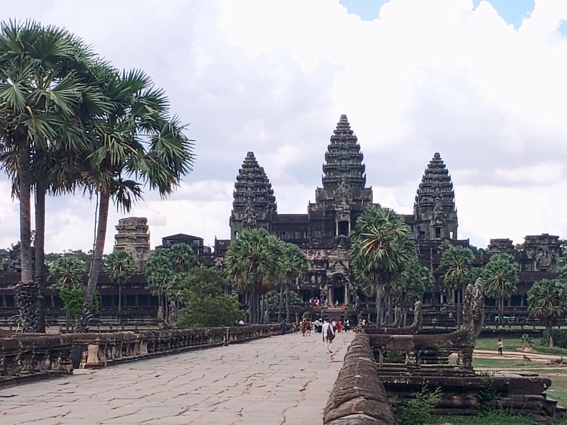 Online Zoom Tour-Private Angkor Wat Experience