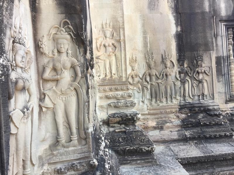Apsara of Angkor Wat