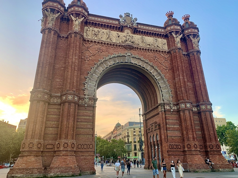 Arch of triomph