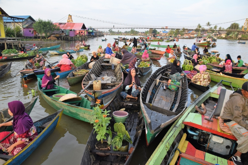 Private Banjarmasin Excursions 3 Days/2 Nights