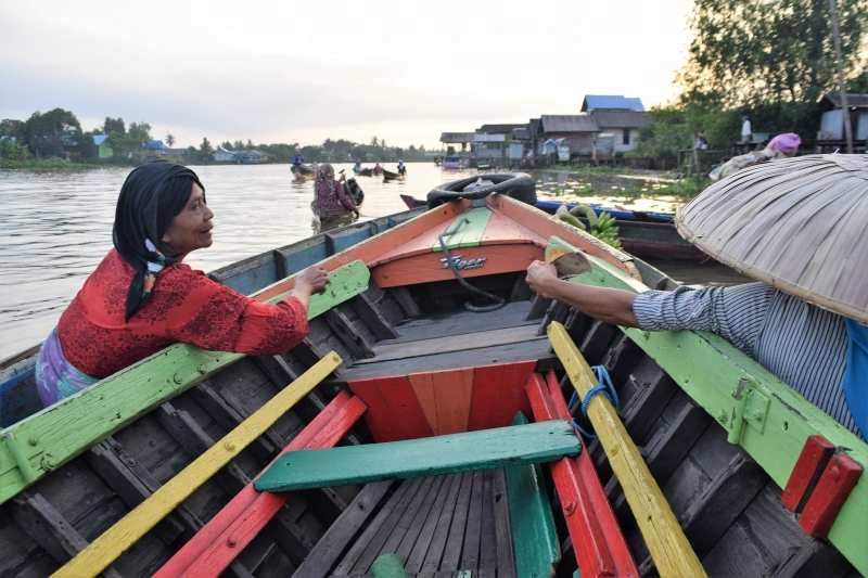 BANJARMASIN EXCURSIONS 5 DAYS/4NIGHTS