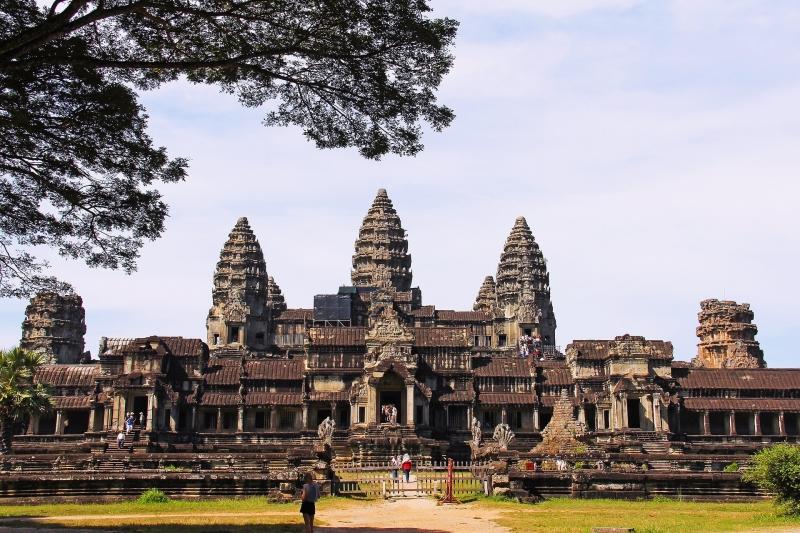 Private Angkor Wat Tour & Beng Mealea