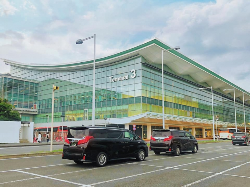 Haneda Airport to Central Tokyo Private Transfer
