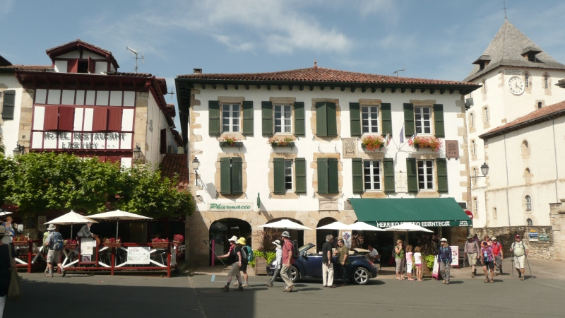 French-Basque Countryside Private tour