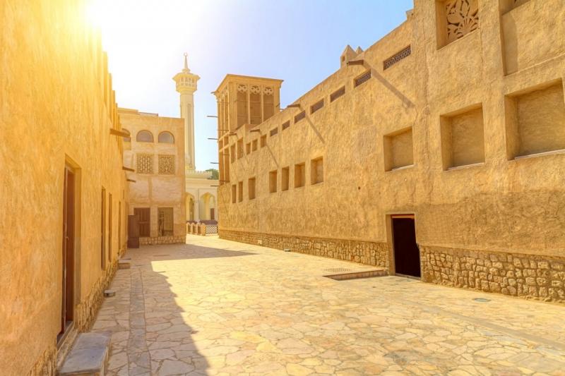 Al Bastakia Area
