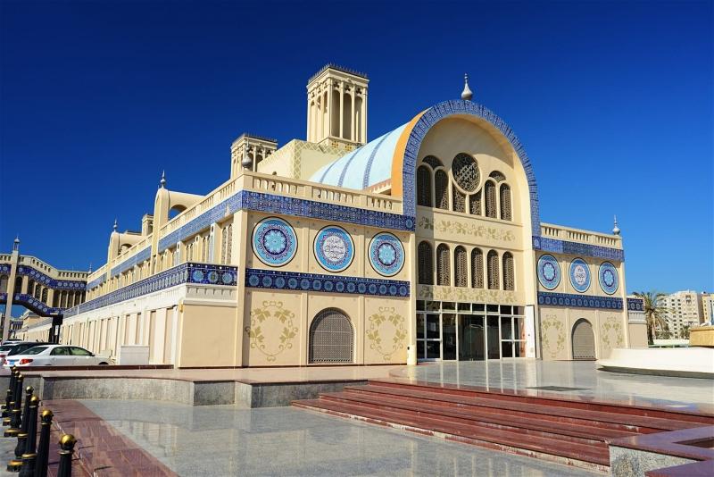 Sharjah Blue Souk