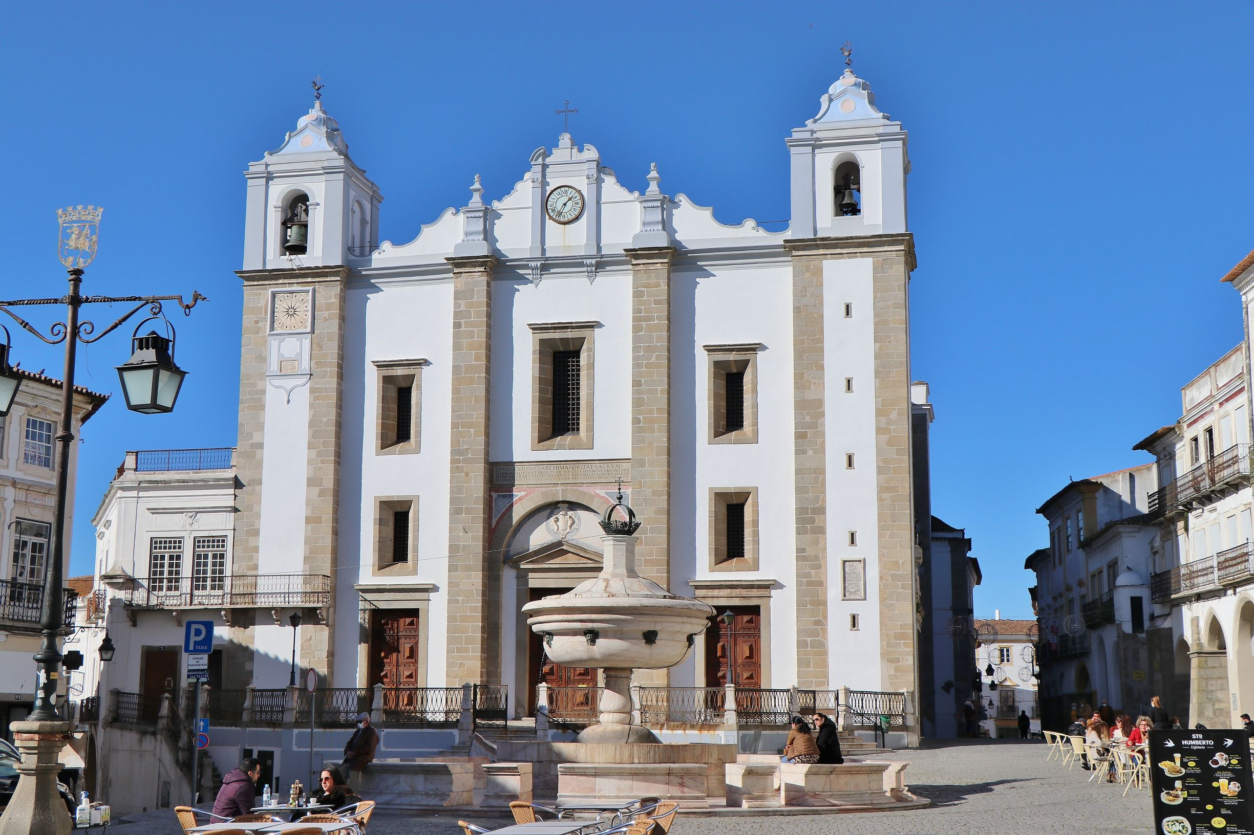 Évora, Private Historic Discovery Tour