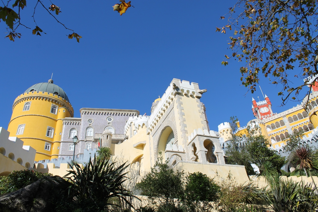 Sintra and Cascais Private Sightseeing Tour