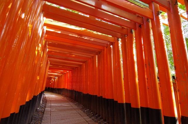 Santuario de Fushimi Inari Tiasha