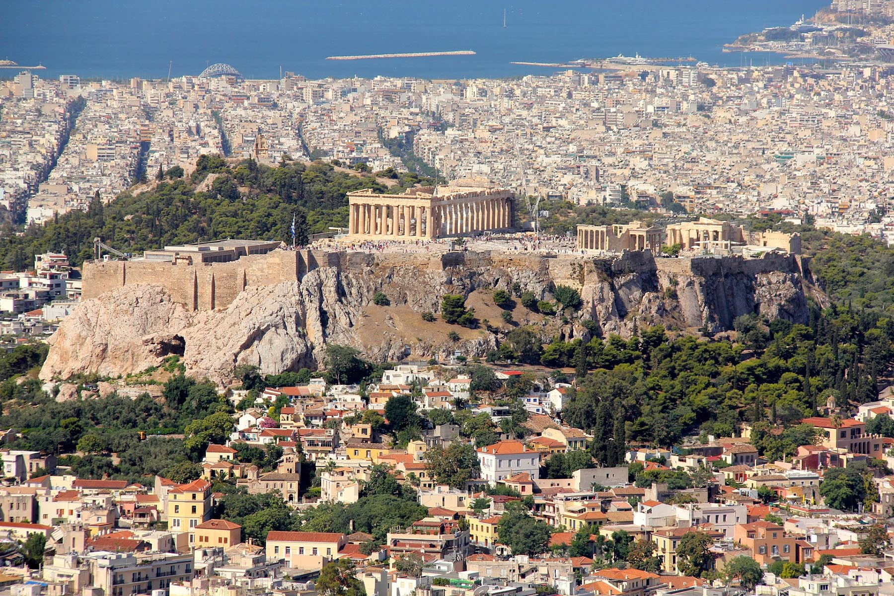 Athens and Cape Sounion Full Day Private Tour