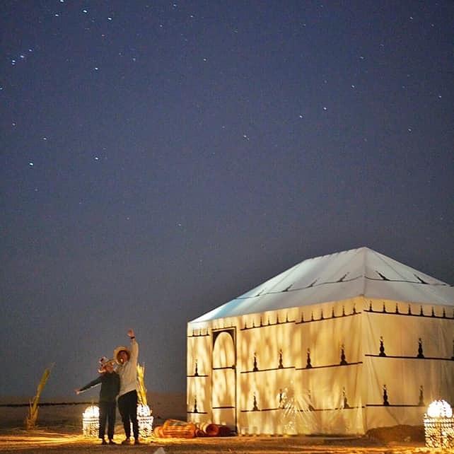 enjoy the starry nights