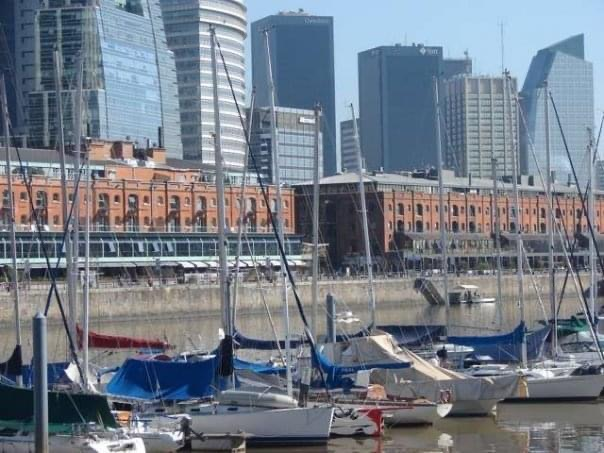 Puerto Madero, the newest neighborhood in town
