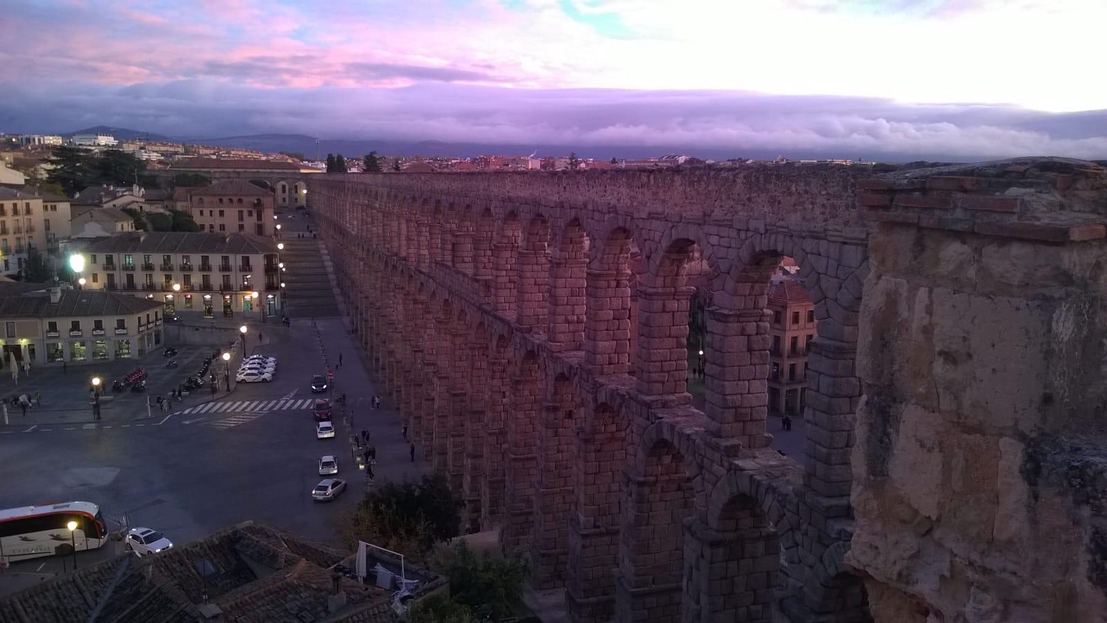 Segovia - World Heritage City - Virtual life Tour (Zoom)