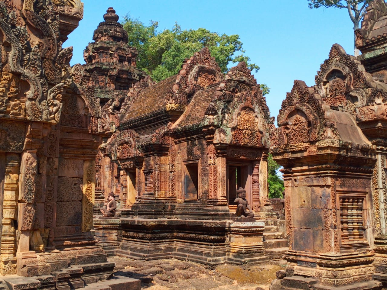 Banteay SreyBanteay Srey