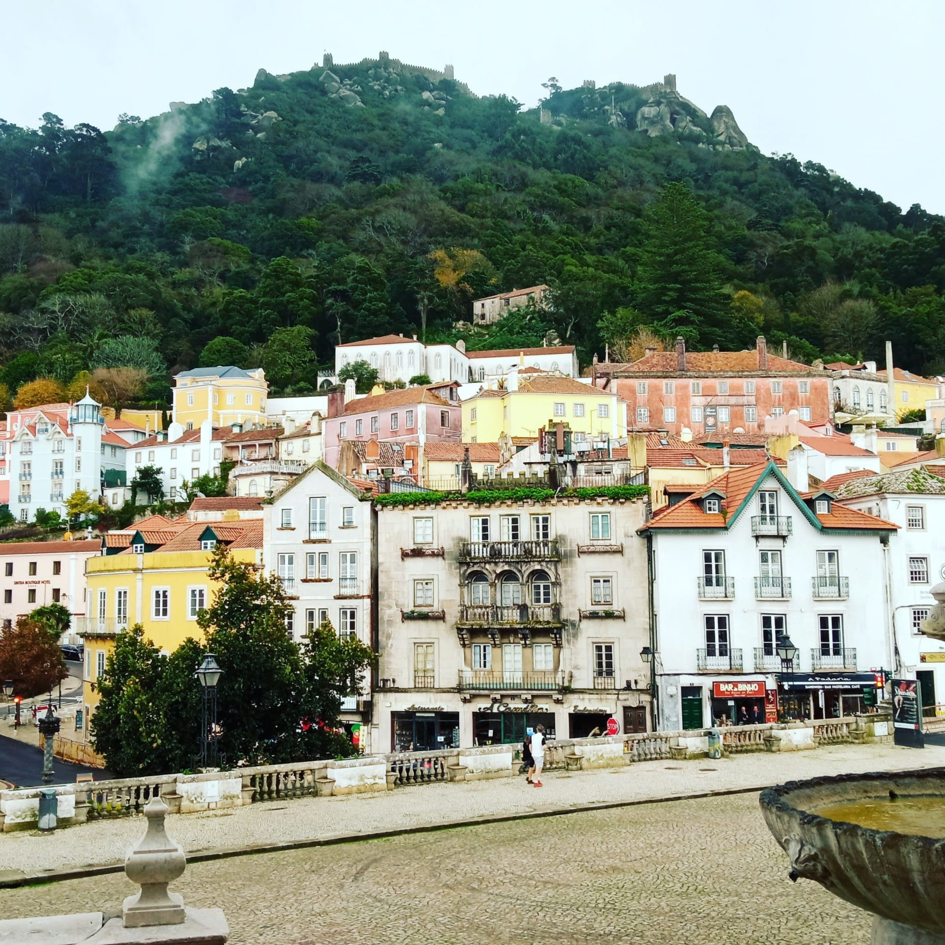 Sintra. the most romantic place on earth