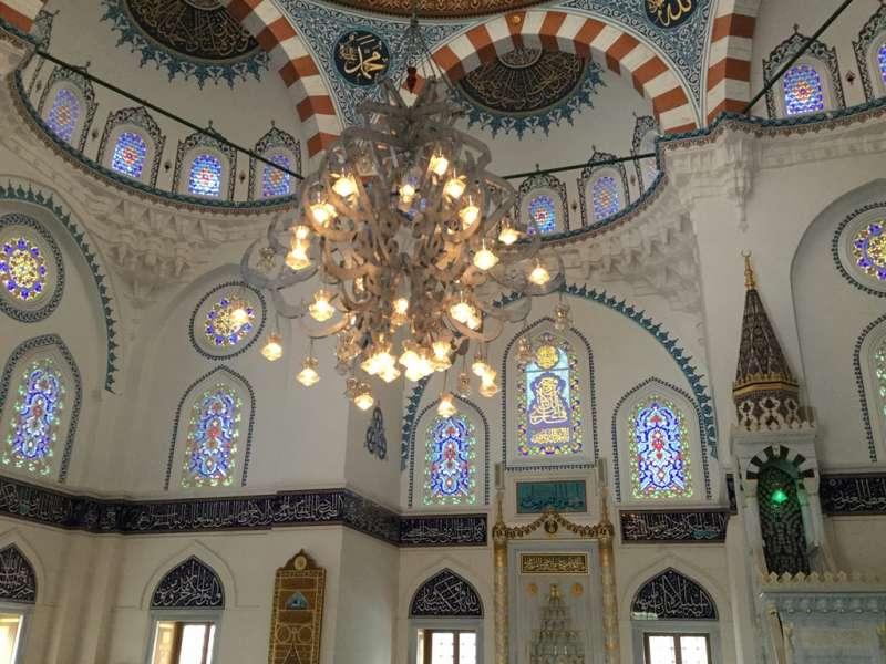 X1. Tokyo Carmii Mosque