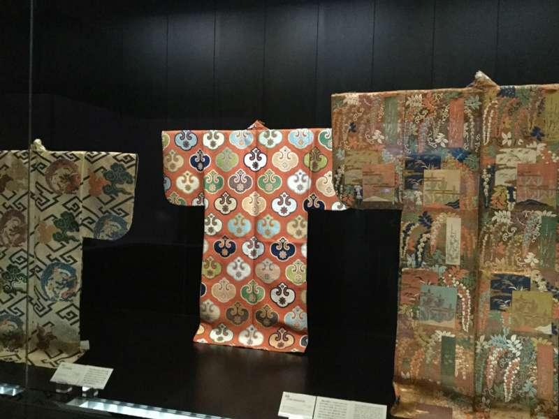 M1. Tokyo National Museum in Ueno (Displays of Kimono)