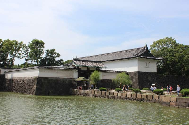 G1. Imperial Palace East Gardens (Otemon Gate of Edo Castle)