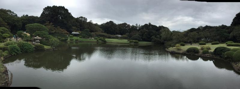 G3. Shinjuku-Gyoen Garden