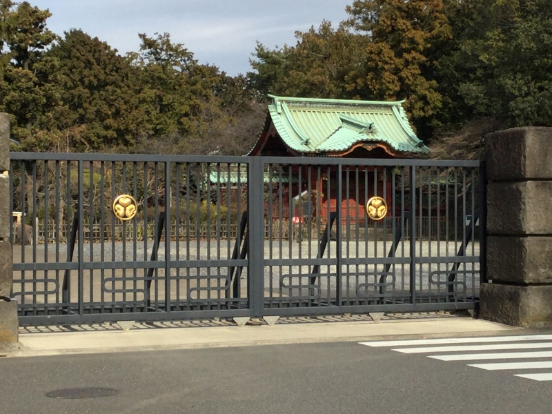 T5. Ueno Kanei-Ji Temple (The graves of Tokugawa Shoguns. Not open to the public.)