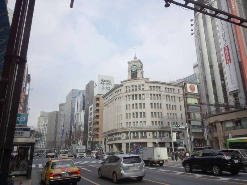 Eternal beloved town: Ginza