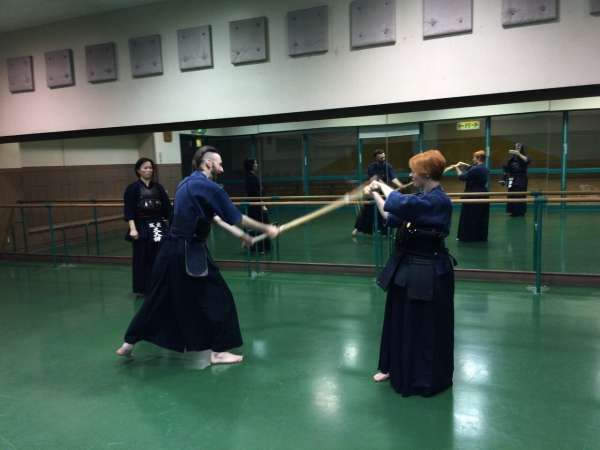 Kendo Experience 〜why not experience the martial arts of the samurai ! 〜