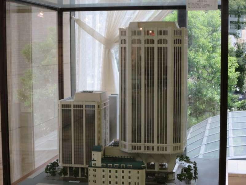 大同生命保险大楼(模型)