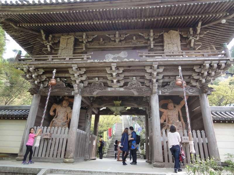Daishoin-Temple in Miyajima