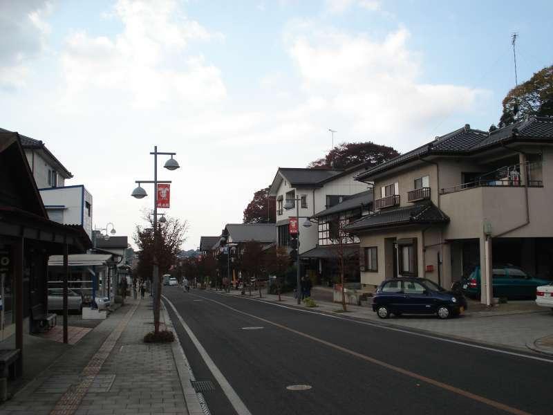 Jonaizaka slope