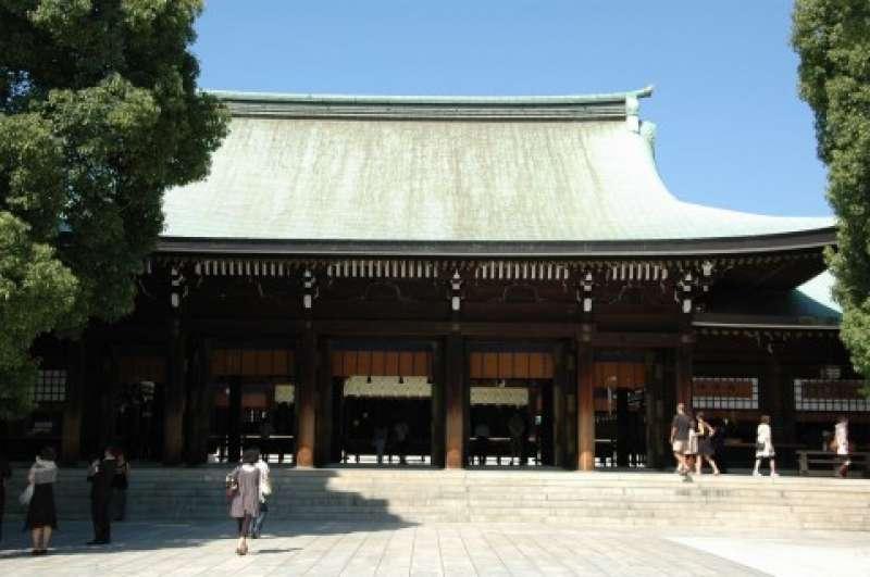 Meiji Shrine Main Hall
