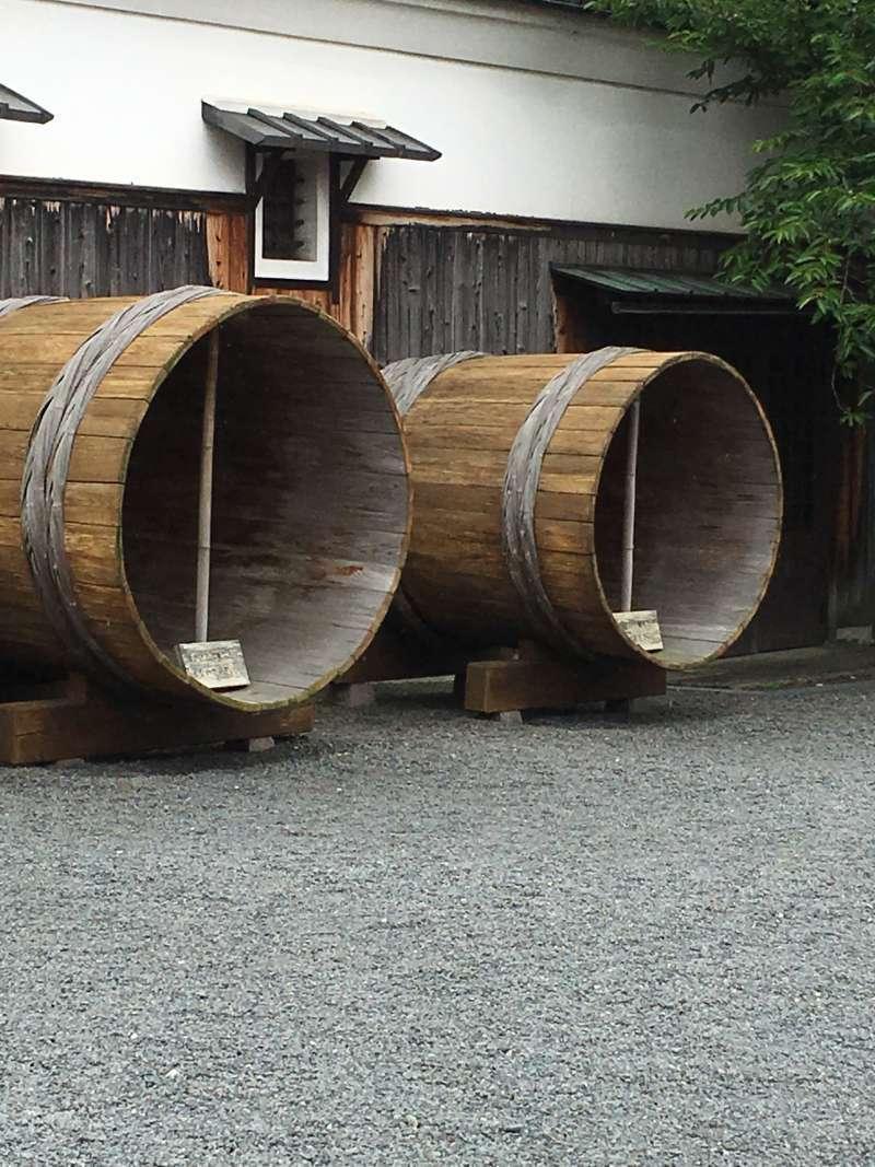 In case of heavy rain, the alternative destination will be Gekkeikan Japanese Sake Museum where you can enjoy Sake tasting.