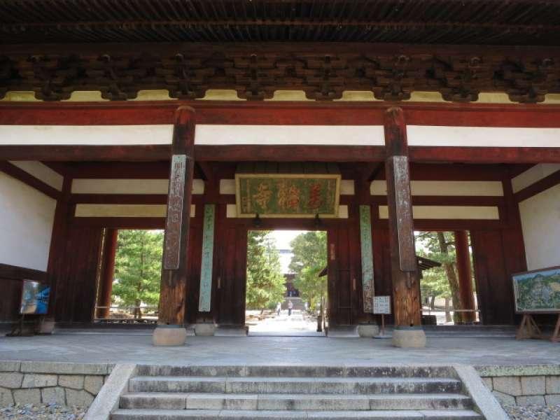 黄檗山万福寺寺庙