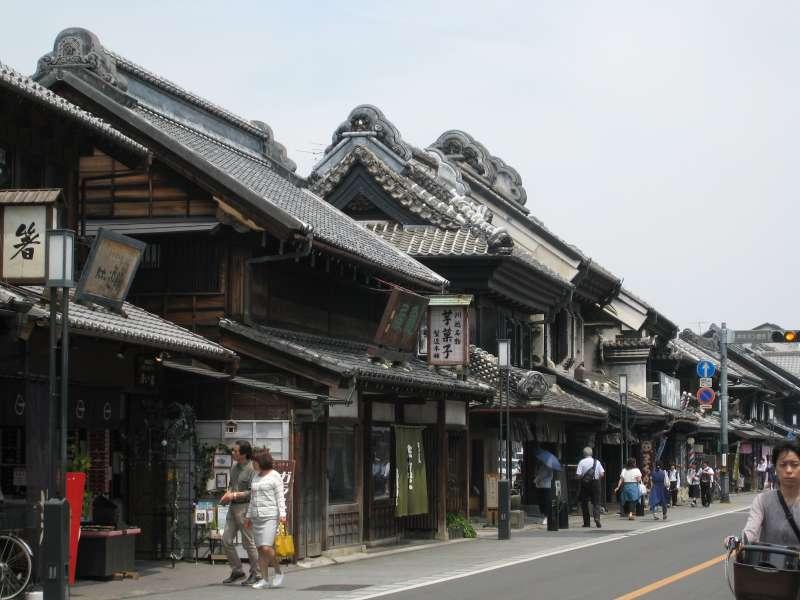 Kura-no machi - Edo period townscape