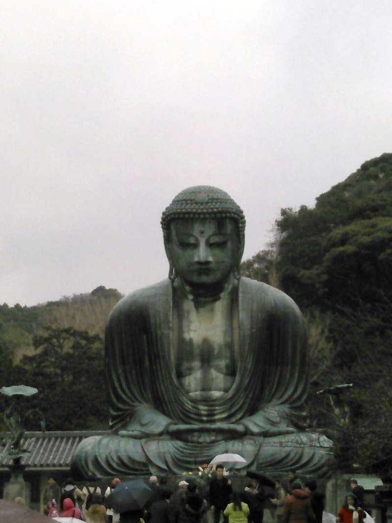 Great Buddha, Kotoku-ji Temple