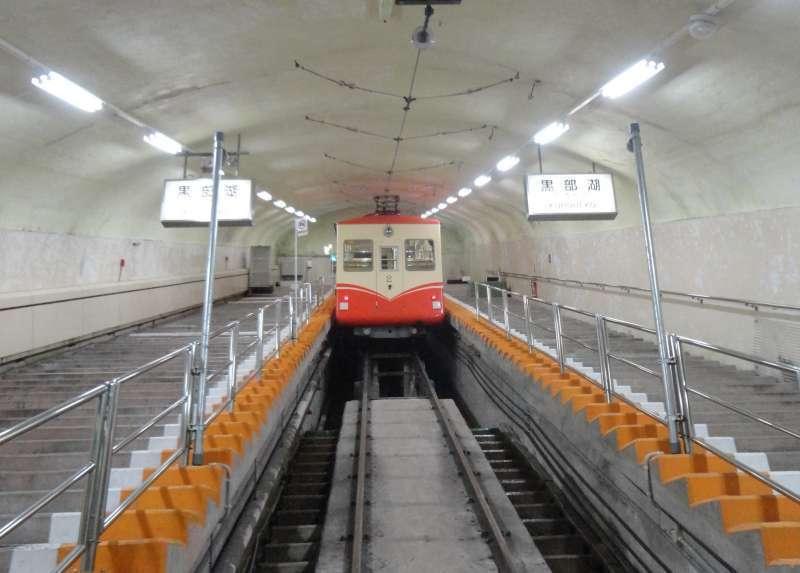 Kurobeko Station (cable car)