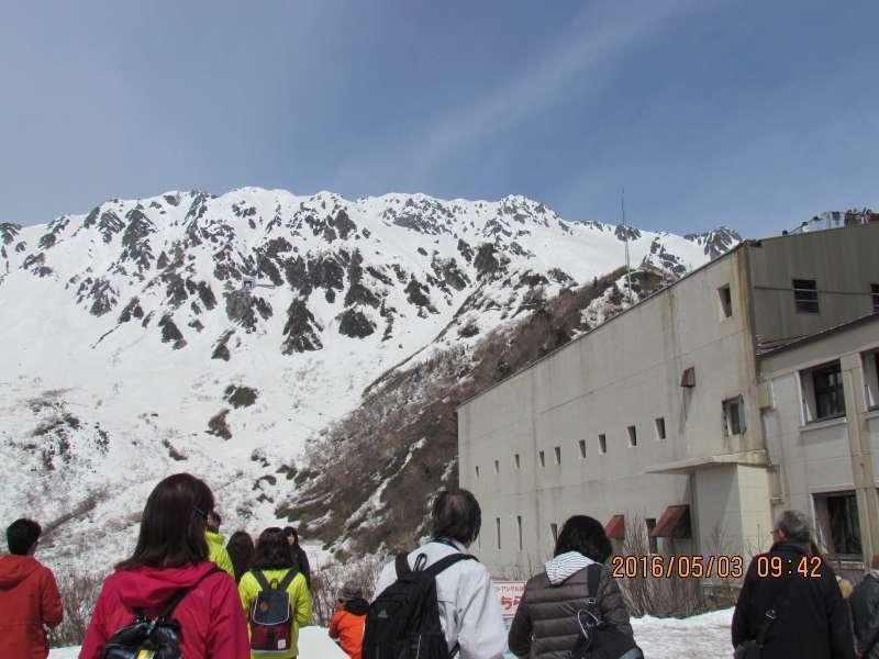 Kurobe Daira (plateau)