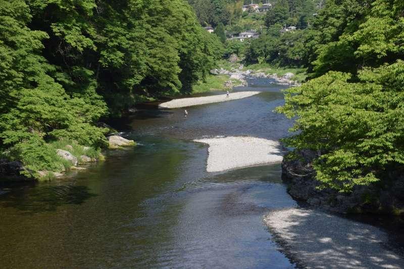 Upper Tama river