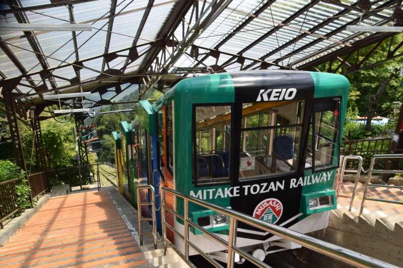 Miktake Tozan Railway (cable car)