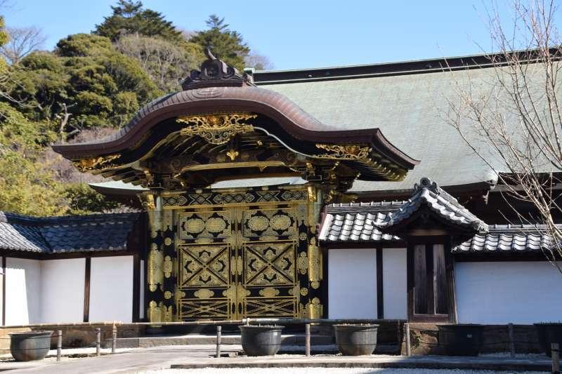 Kara-mon, Kancho-ji